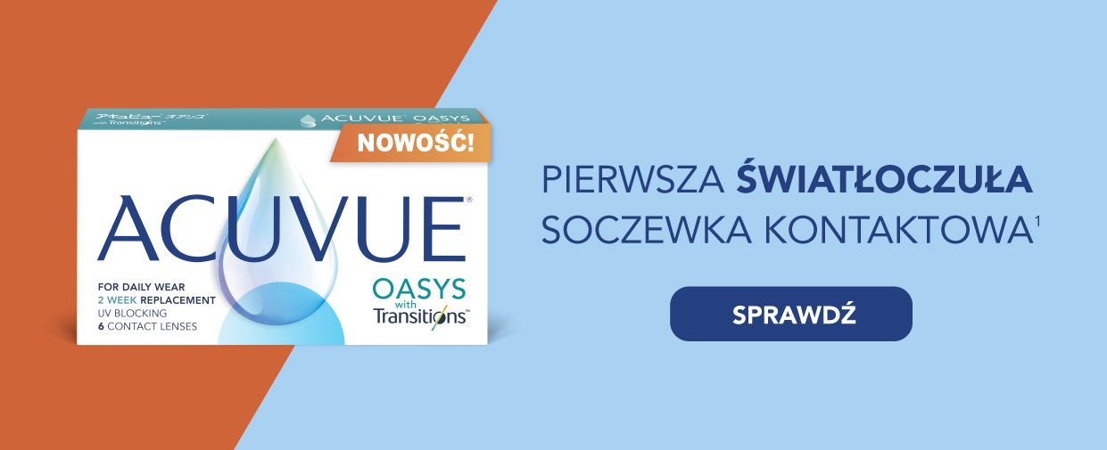 Oferta Acuvue Oasys With Transitions
